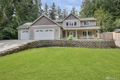 Lake Tapps WA Single Family Home For Sale: $550,000