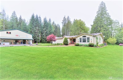 Lewis County Single Family Home For Sale: 184 Naugle Rd