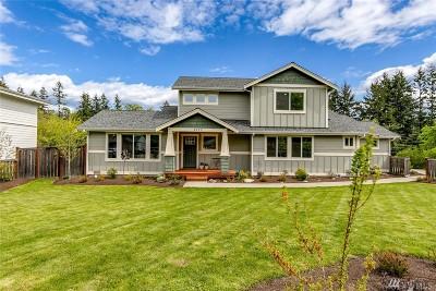 Bainbridge Island Single Family Home For Sale: 2033 Soundview Dr NE