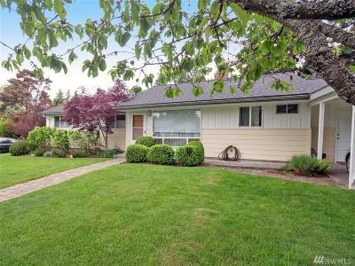 Single Family Home For Sale: 1100 NE 123rd St