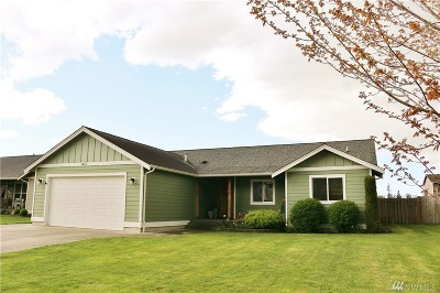Nooksack Single Family Home Sold: 413 Allison Wy