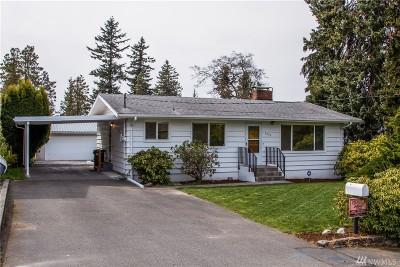 Bellingham Single Family Home Sold: 1253 Undine St