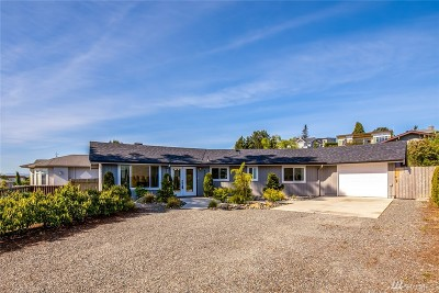 Blaine Single Family Home Contingent: 8047 Comox Rd