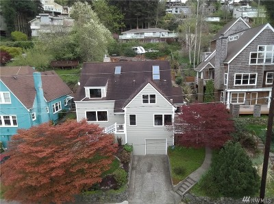 Bellingham WA Single Family Home For Sale: $898,000