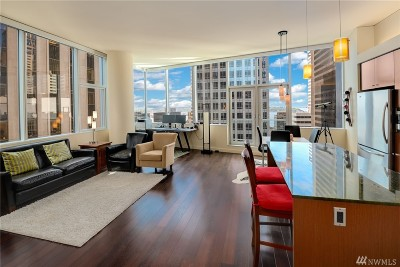Condo/Townhouse Sold: 909 5th Ave #1200
