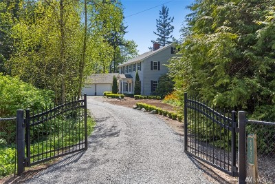 Snohomish County Single Family Home For Sale: 4930 Island View Lane