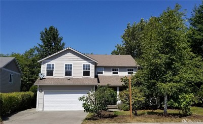 Mount Vernon Single Family Home For Sale: 4011 Dogwood Place