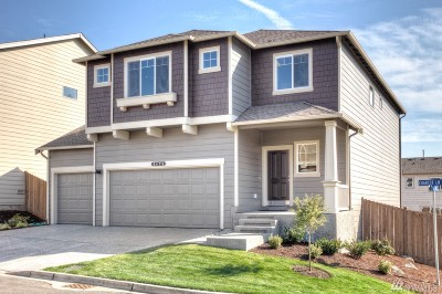 Buckley Single Family Home Contingent: 6803 226th Ave Ct E #0079