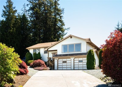 Anacortes Single Family Home For Sale: 4123 R Ave