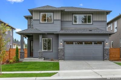 Bonney Lake Single Family Home For Sale: 19912 145th (Lot 44) St E