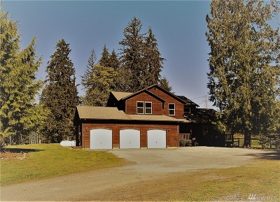 Snohomish Single Family Home Contingent: 17915 S Spada Rd