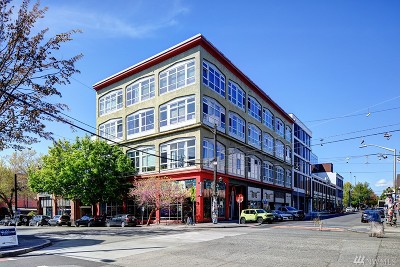 Condo/Townhouse Sold: 1505 11th Ave #310