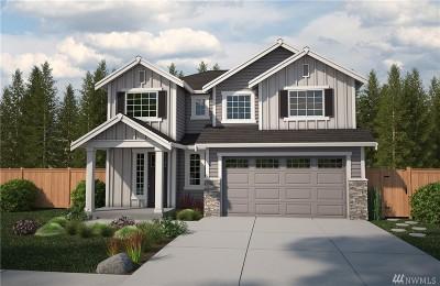 Bonney Lake Single Family Home For Sale: 19916 145th (Lot 43) St E
