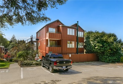Edmonds Condo/Townhouse For Sale: 1024 5th Ave S #C101