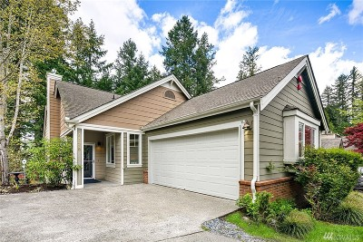Issaquah Single Family Home For Sale: 4125 248th Ct SE #43