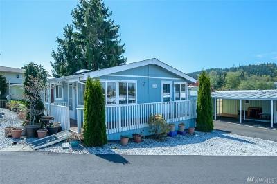 Bellingham Mobile Home Sold: 1200 Lincoln Street #154