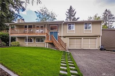 Silverdale Single Family Home Pending Inspection: 13880 Crestview Cir SW