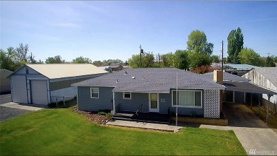 Moses Lake Single Family Home For Sale: 710 S Marigold St