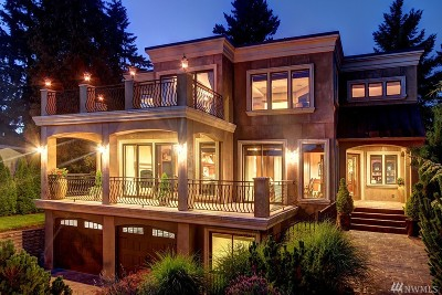 Kirkland Single Family Home For Sale: 658 17th Ave W