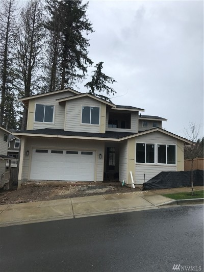 Issaquah Single Family Home For Sale: 4809 230th Pl SE (Homesite 1)