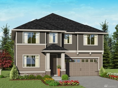 Marysville Single Family Home Contingent: 3624 85th Ave NE #CV-27