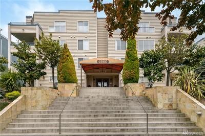Condo/Townhouse Sold: 6960 California Ave SW #A308
