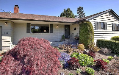 Fircrest Single Family Home For Sale: 675 Elm Tree Lane
