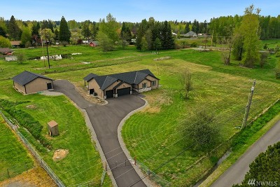 Tacoma Single Family Home For Sale: 12924 42nd Ave E