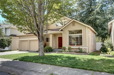 Sammamish Single Family Home For Sale: 3527 257th Ave SE
