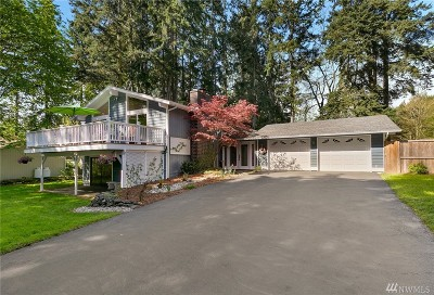Bainbridge Island Single Family Home For Sale: 13891 John St NE