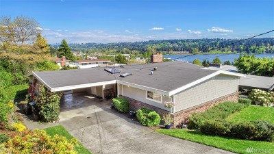 Kenmore Single Family Home For Sale: 18028 57th Ave NE