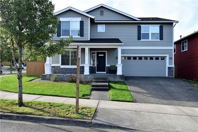 Snoqualmie Single Family Home For Sale: 34607 Cranberry Ct SE