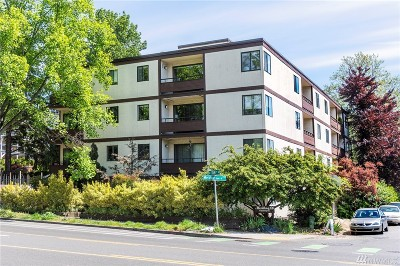 Seattle Condo/Townhouse For Sale: 2100 N 106th St #401