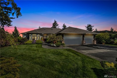Bellingham Single Family Home Sold: 913 W Pacificview Dr