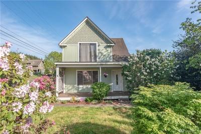 Chehalis Single Family Home For Sale: 73 E Main St