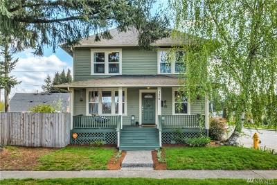 Auburn Single Family Home For Sale: 326 I St SE