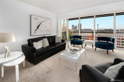 Condo/Townhouse Sold: 320 Melrose Ave E #505