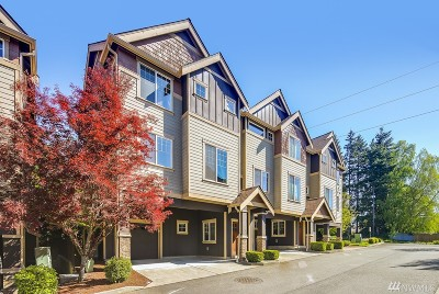 Normandy Park Condo/Townhouse For Sale: 19439 1st Ave S #A1