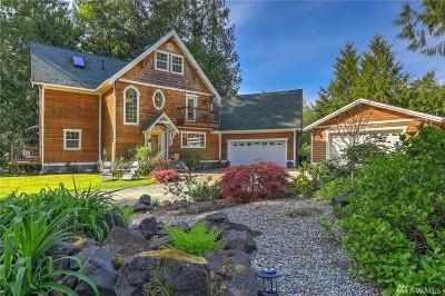 Olympia Single Family Home Pending Inspection: 7125 Kellogg Dr NE