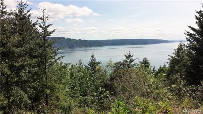 Lilliwaup Residential Lots & Land For Sale: 32300 N Us Highway 101