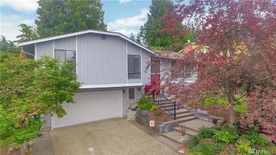 Kirkland Single Family Home For Sale: 11312 126th Ave NE
