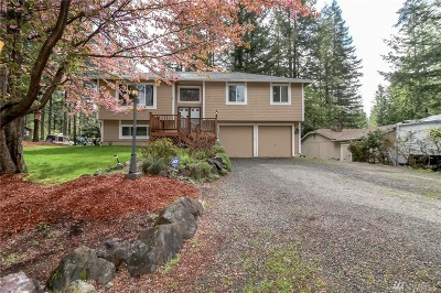 North Bend Single Family Home For Sale: 17004 426th Ave SE