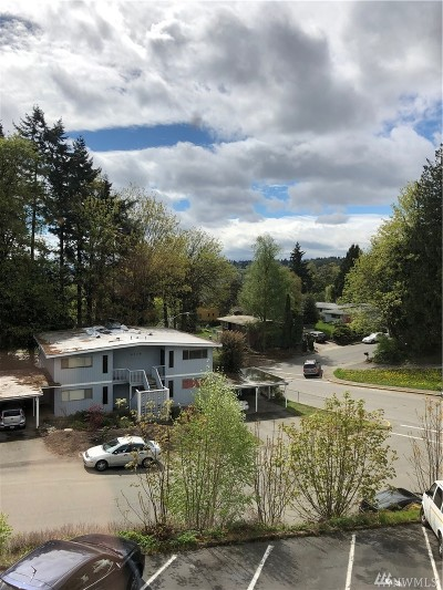 Tukwila Condo/Townhouse For Sale: 15142 N 65th Ave S #314
