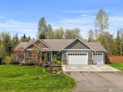 Granite Falls Single Family Home For Sale: 9532 146th Ave NE