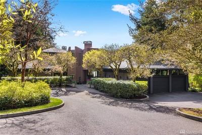 Bainbridge Island Single Family Home For Sale: 13389 Manzanita Rd NE