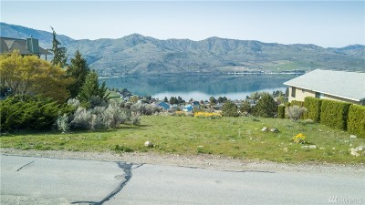 Chelan, Chelan Falls, Entiat, Manson, Brewster, Bridgeport, Orondo Residential Lots & Land For Sale: 118 Pinnacle Place