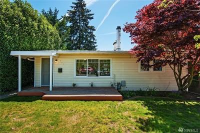 Renton Single Family Home For Sale: 609 Camas Ave NE