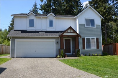 Single Family Home Contingent: 4417 115th St SE