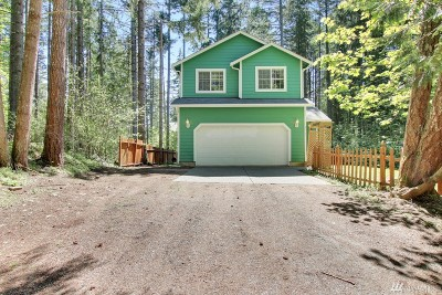 Yelm Single Family Home For Sale: 17934 E Clear Lake Blvd SE