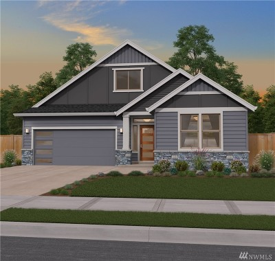 University Place Single Family Home For Sale: 6923 32nd St Ct W (Lot 20)